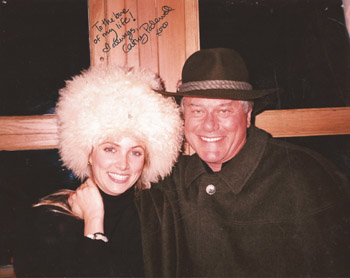 Larry Hagman Cathy Podewell