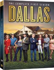 Larry Hagman TNT Dallas The Complete First Season