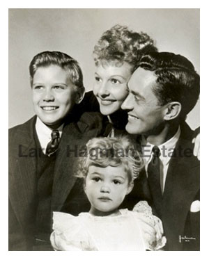 Larry Hagman Mary Martin