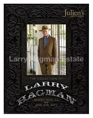 Larry Hagman Juliens Auction