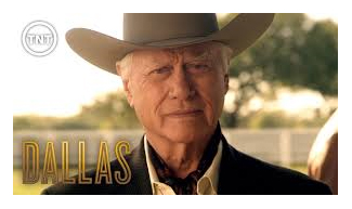 Larry Hagman TNT Dallas